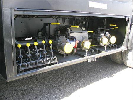 Foden 8x4 Tanker Truck