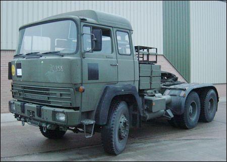 Iveco 310 D26 6x4 Tractor Unit - ex military vehicles for sale, mod surplus