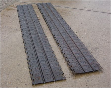 PSP planking - temporary roadway - ex military vehicles for sale, mod surplus