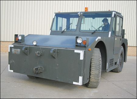 Grove MB-2 Pushback Tractor - ex military vehicles for sale, mod surplus