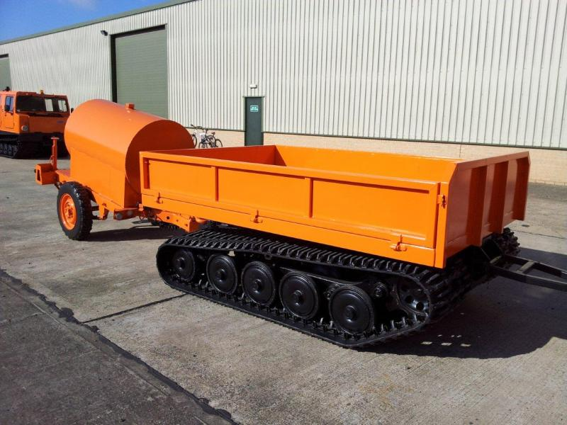 military vehicles for sale - Hagglunds Bv206 Trailer