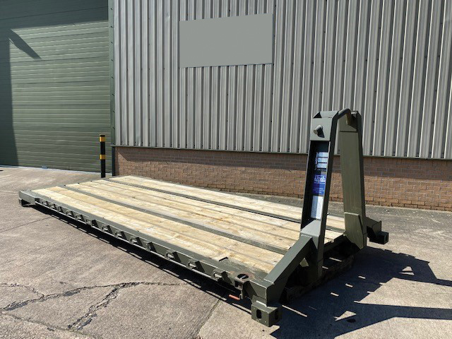 military vehicles for sale - Drops 20ft ISO Flat Racks