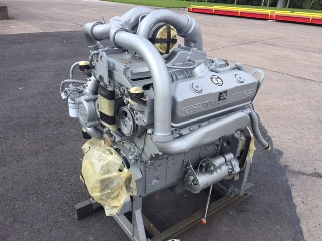 Reconditioned Detroit 8V-92TA  Diesel Engine - ex military vehicles for sale, mod surplus