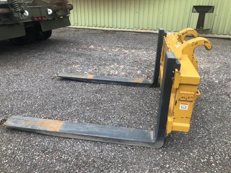 MoD Surplus, ex army military vehicles for sale - Caterpillar Fork Attachment Model 194-7815