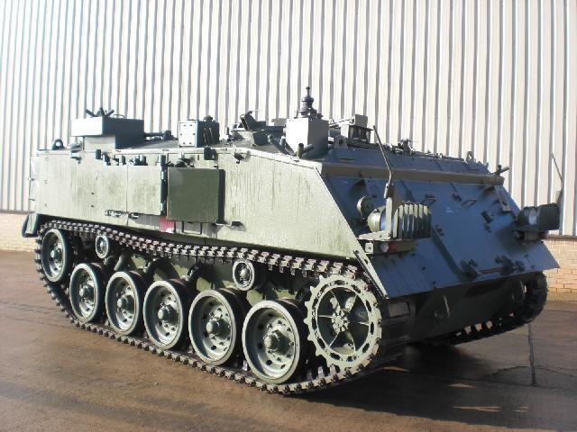 FV 432 APC - ex military vehicles for sale, mod surplus