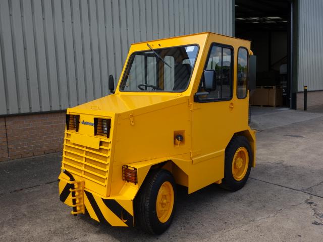 Electricars TT40 tug - ex military vehicles for sale, mod surplus