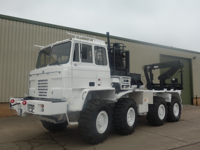 military vehicles for sale - Foden 8x6 Container Carriers