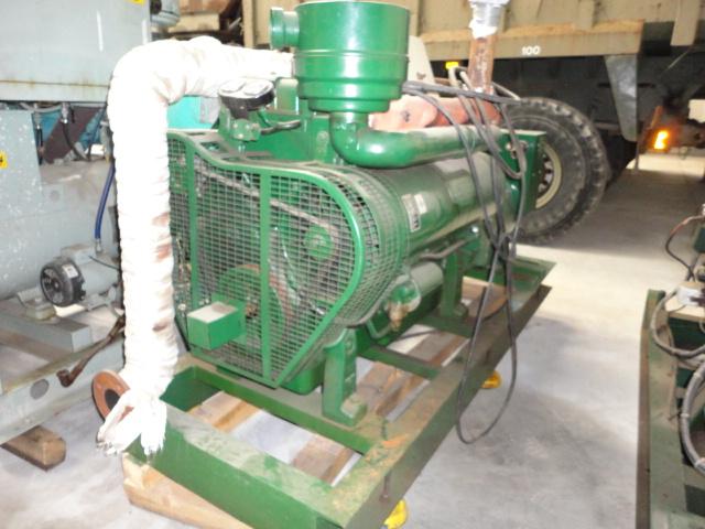 Lister 50 KVA generator