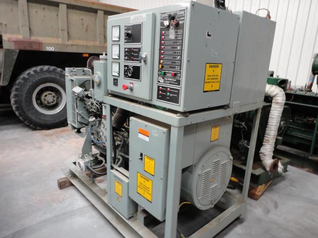 Puma 100 KVA generator