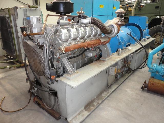 Holec 330 KVA generator