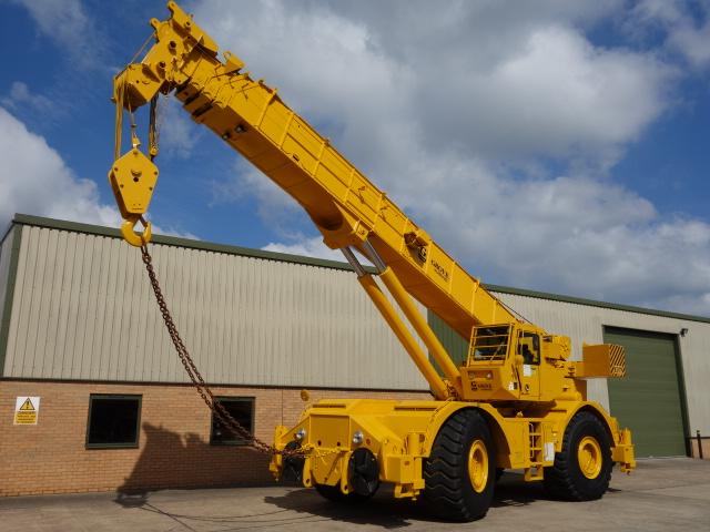 Grove RT 875 crane - ex military vehicles for sale, mod surplus