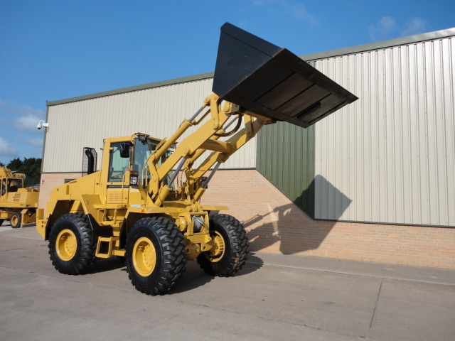 military vehicles for sale - Case 721 CXT Wheeled Loader with Bucket (no winch)