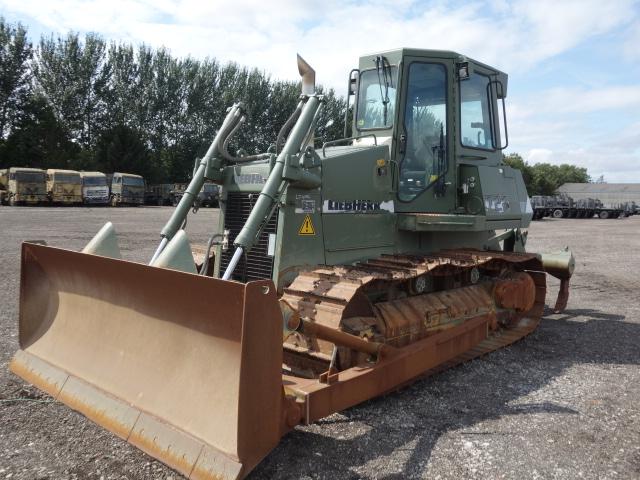 Liebherr PR722 BL Dozer / Ripper - ex military vehicles for sale, mod surplus
