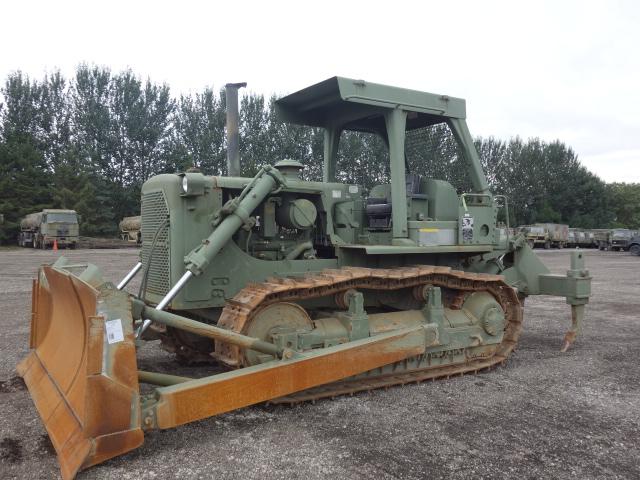 Caterpillar D7 G Dozer  - ex military vehicles for sale, mod surplus