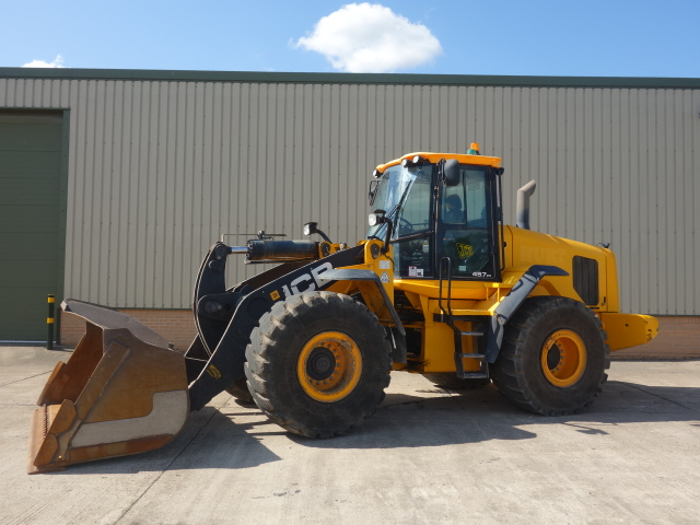 military vehicles for sale - JCB 457 ZX