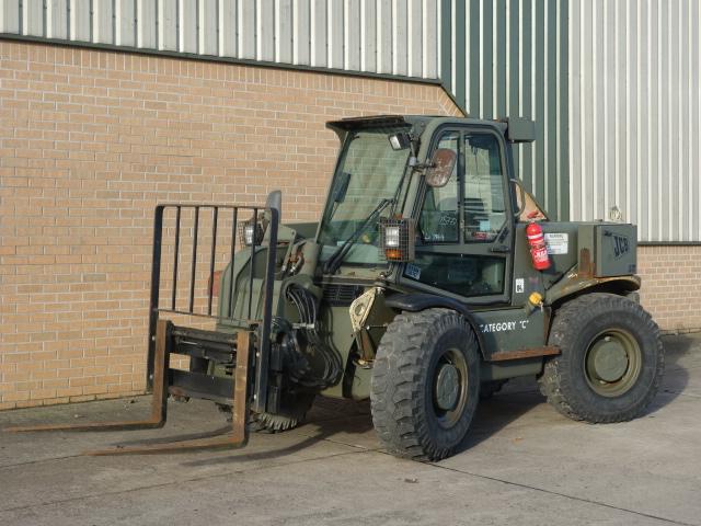 JCB 525-50 telehandler - ex military vehicles for sale, mod surplus