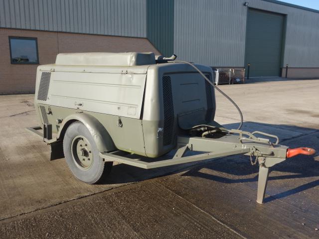 Atlas copco compressor - ex military vehicles for sale, mod surplus
