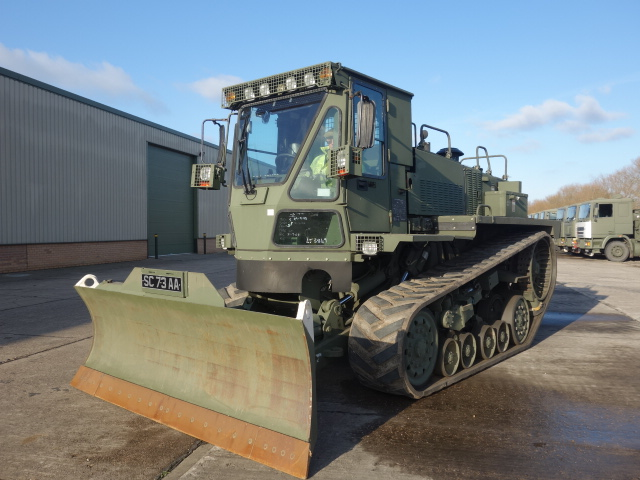 Caterpillar Deuce dozer - ex military vehicles for sale, mod surplus