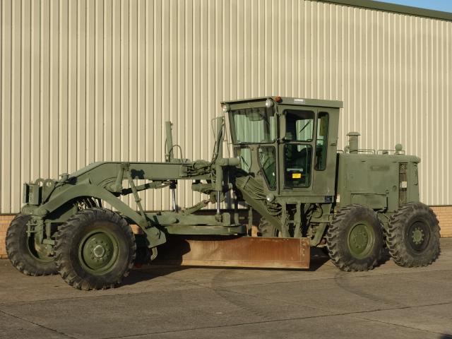 Caterpillar 130G grader - ex military vehicles for sale, mod surplus