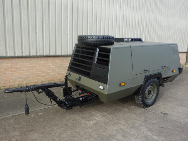 Compair Holman 260 cfm compressor - ex military vehicles for sale, mod surplus