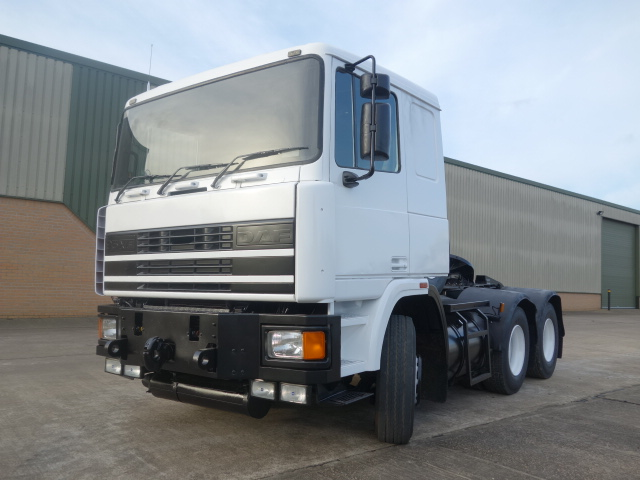 military vehicles for sale - Seddon Atkinson Tractor Unit