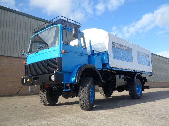 military vehicles for sale - Iveco 168M11 personnel carrier
