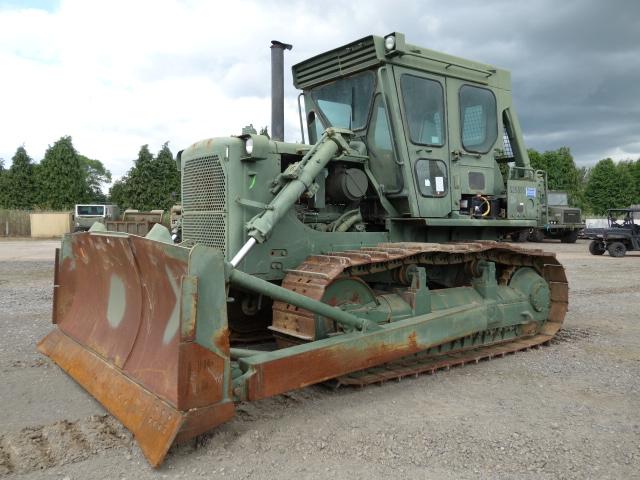 Caterpillar D7G dozer - ex military vehicles for sale, mod surplus
