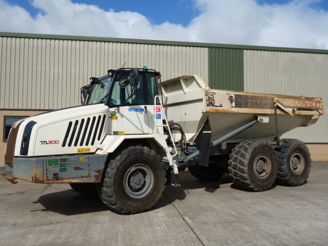 Terex TA300 Dumper 2013 - ex military vehicles for sale, mod surplus