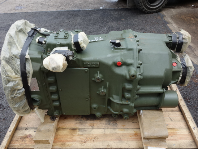 MoD Surplus, ex army military vehicles for sale - Reconditioned Volvo gearbox for FL12