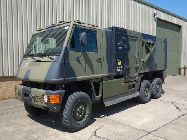MoD Surplus, ex army military vehicles for sale - Mowag Duro II 6x6