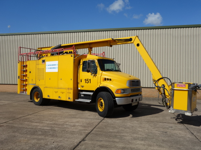 military vehicles for sale - SDI Aviation Aircraft De-Icing Truck