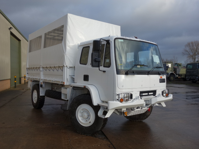 Leyland Daf 45.150 Personnel Carrier - ex military vehicles for sale, mod surplus