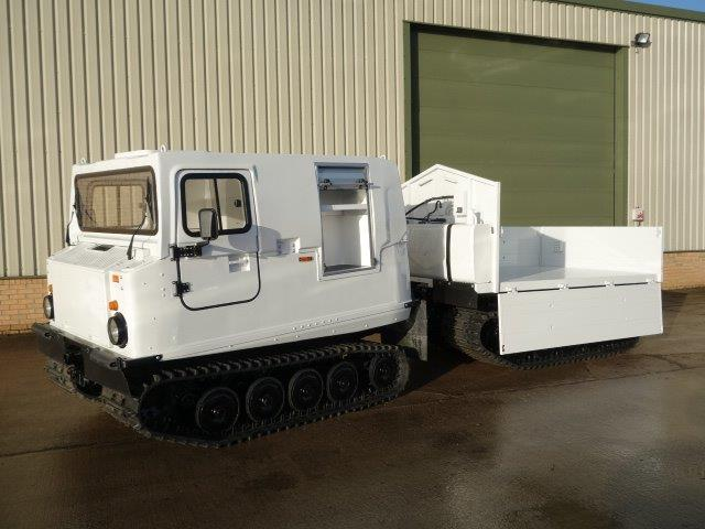 Hagglunds Bv206 Load Carrier  - ex military vehicles for sale, mod surplus