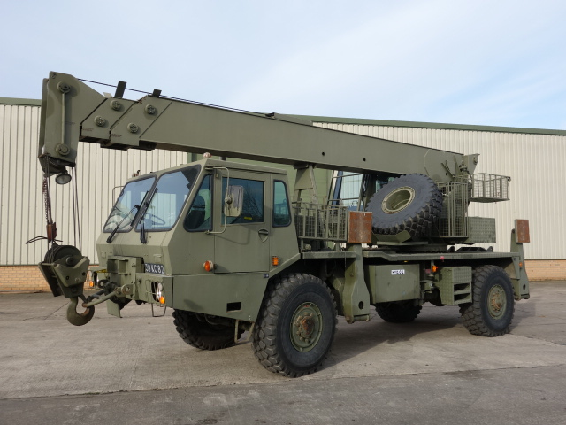 Grove 315M 4x4 All Terrain 18 Ton Crane  - ex military vehicles for sale, mod surplus