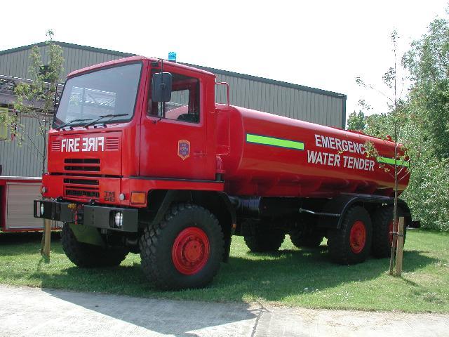 Bedford TM 6x6 tanker truck - ex military vehicles for sale, mod surplus