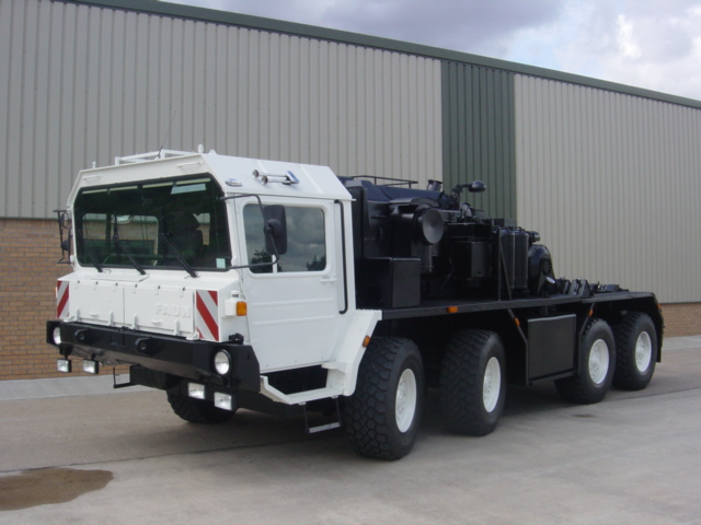 military vehicles for sale - Faun SLT-50 8x8 Trucks
