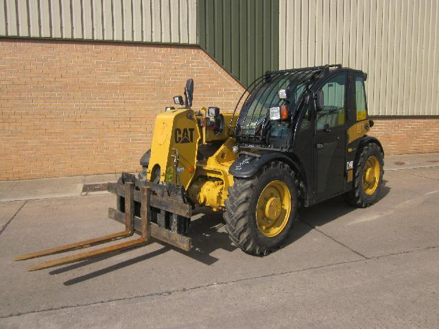 Caterpillar Telehandler TH210 - ex military vehicles for sale, mod surplus