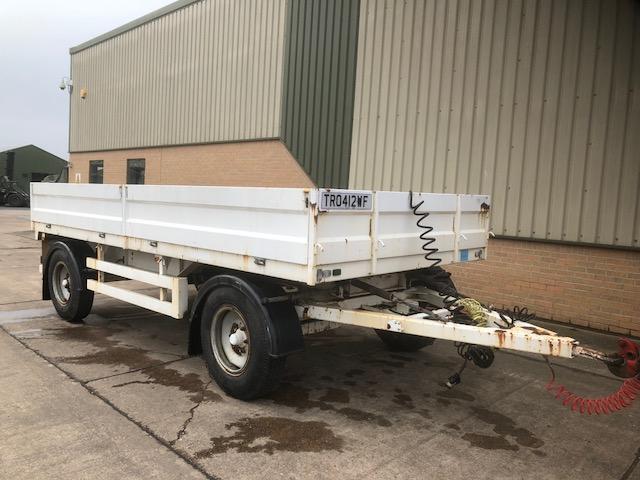 Traiload Cargo Trailer - ex military vehicles for sale, mod surplus