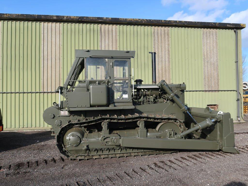 military vehicles for sale - Caterpillar D7G Dozer with Winch