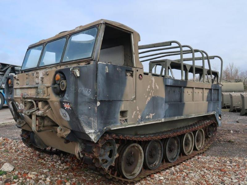 MoD Surplus, ex army military vehicles for sale - M548 Tracked Carriers