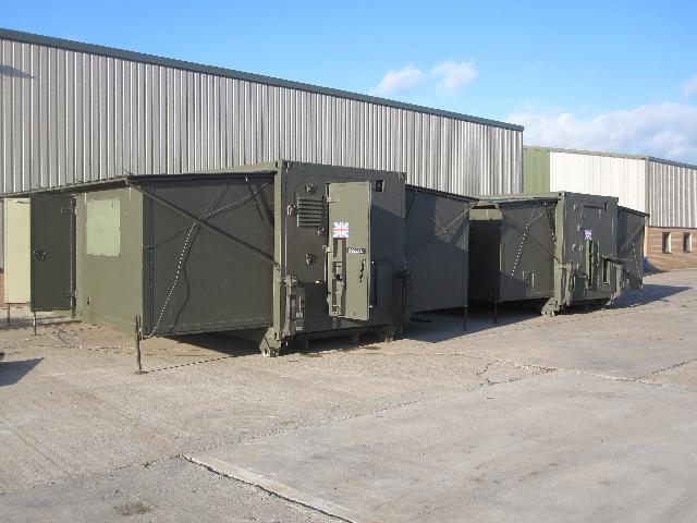 Marshalls Bakery - ex military vehicles for sale, mod surplus