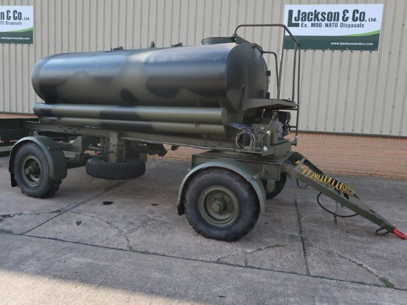 Oldbury Dust Suppression Water Tanker - ex military vehicles for sale, mod surplus