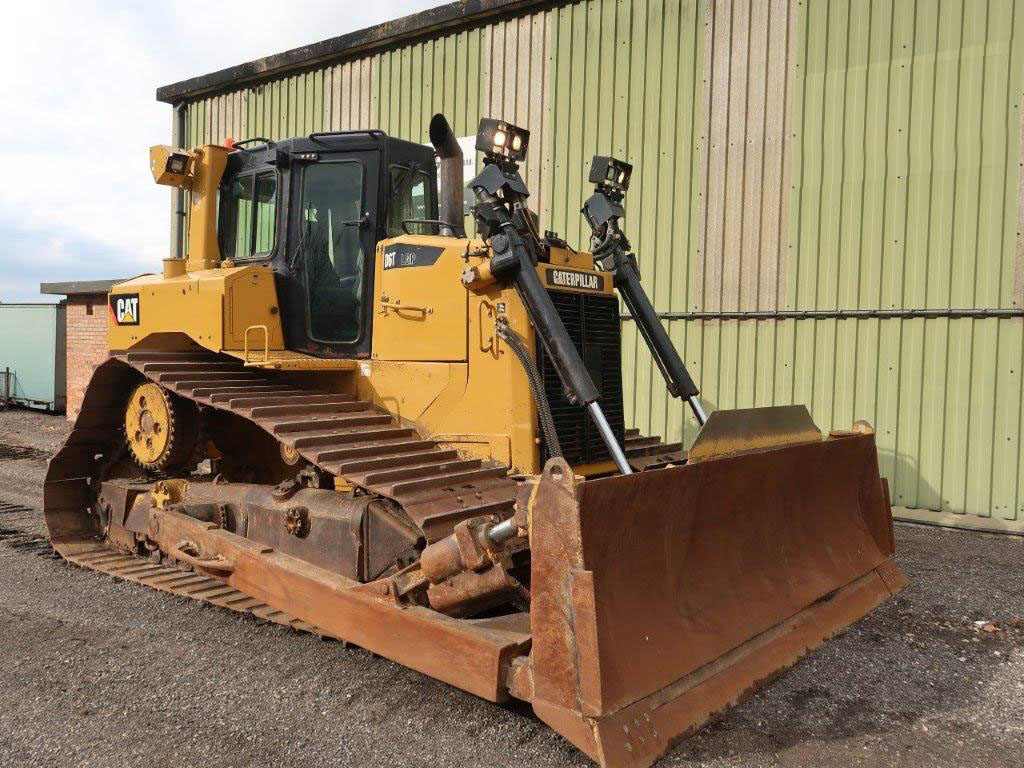 Caterpillar D6T LGP Dozer  - ex military vehicles for sale, mod surplus