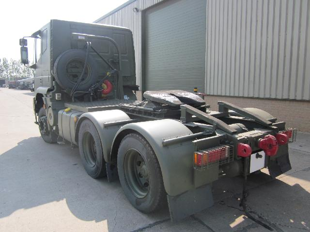 Seddon Atkinson 6x4 tractor unit