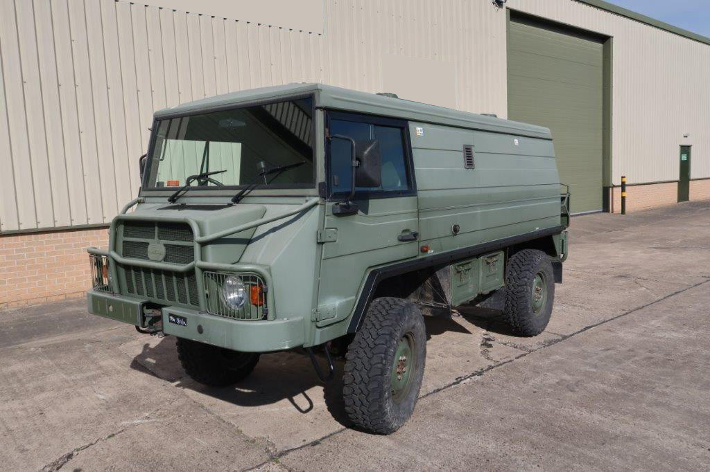 military vehicles for sale - <a href='/index.php/trucks/show-all-trucks/50274-pinzgauer-716-mk-4x4-rhd' title='Read more...' class='joodb_titletink'>Pinzgauer 716 MK 4x4 RHD </a>
