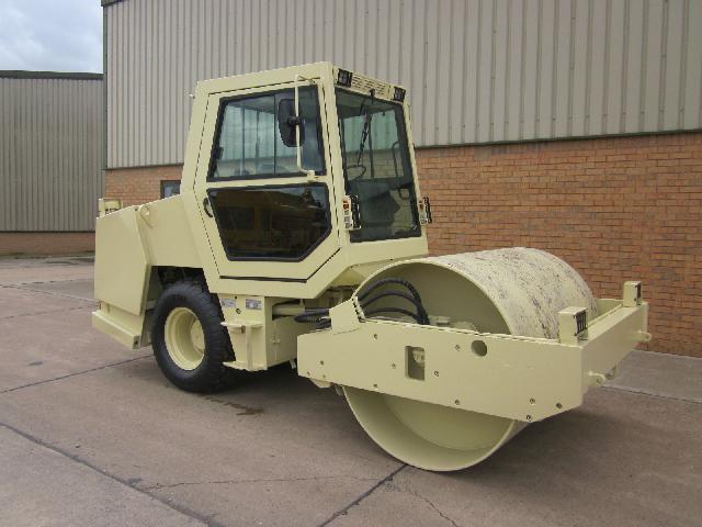 ABG Ingersoll Rand PUMA 171 Compactor - ex military vehicles for sale, mod surplus