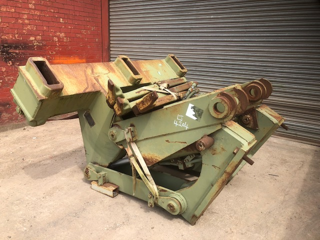 MoD Surplus, ex army military vehicles for sale - Ripper to suit Caterpillar D7G