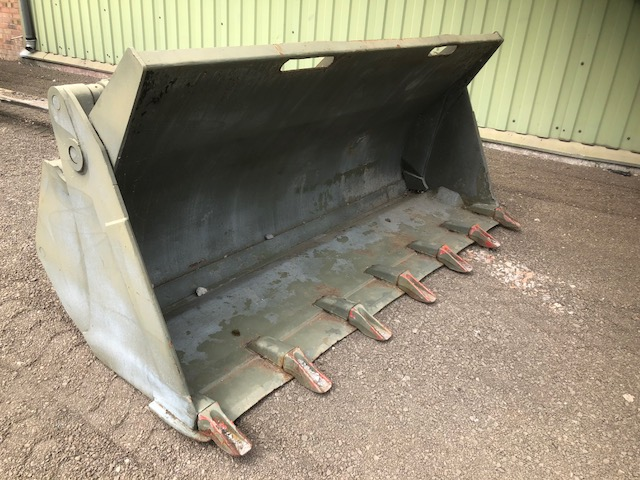 military vehicles for sale - 4 in 1 Bucket