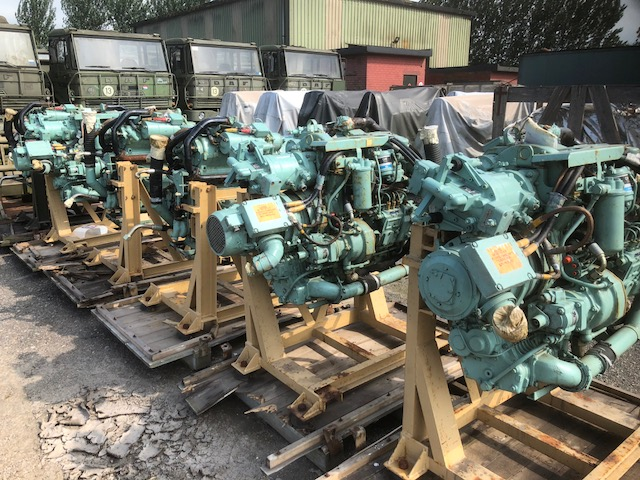 Chieftain H30 Engine