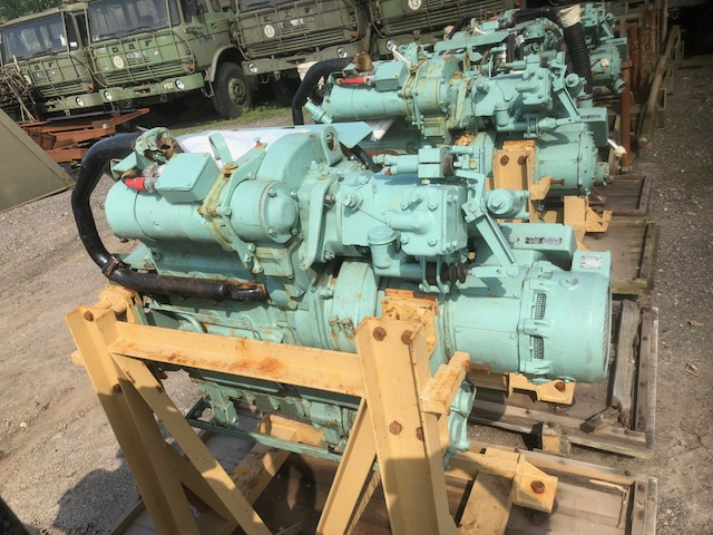 military vehicles for sale - Chieftain H30 Engine